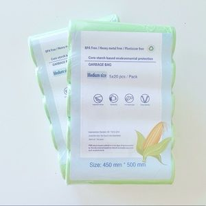2 Pack♻️Environmental Protection Garbage Bags